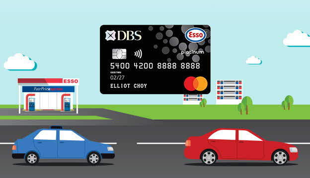 DBS Esso Credit Card