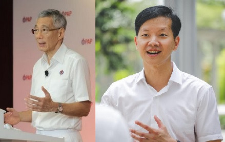 PM Lee Hsien Loong talks about Mr Ivan Lim Shaw Chuan