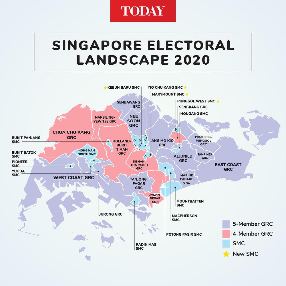 Singapore Electoral Landscape 2020