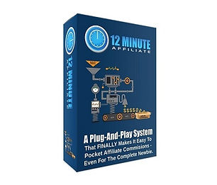 12 minute affiliate - earn money through