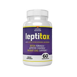Leptitox - detox controls appetite burns