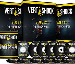 vert shock - training methods to improve