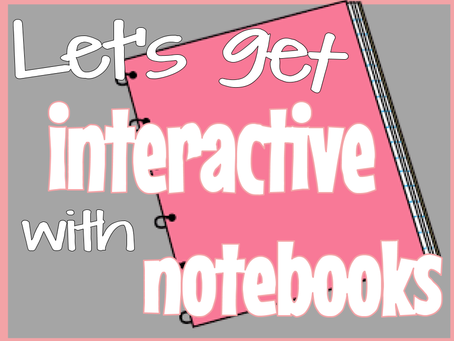 Let's Get Interactive with Notebooks!