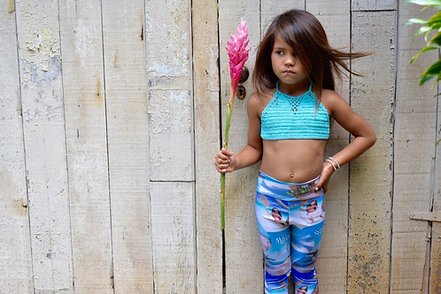 Kids Moana Yoga/Play Pants