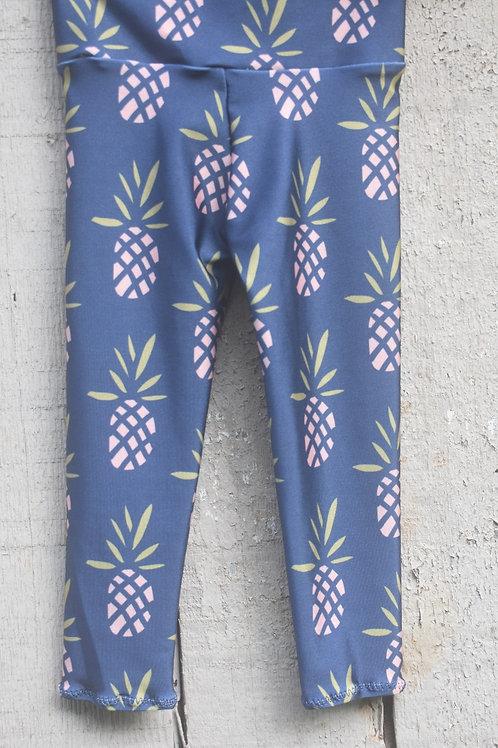 Keiki Active Pants - Pineapples