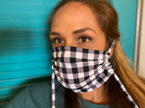 Palaka face mask