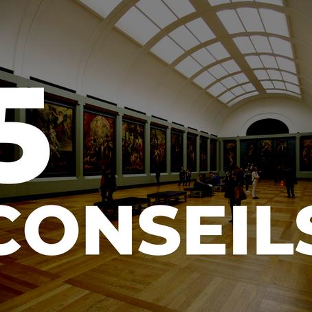 5 conseils pour être recruté dans la Culture