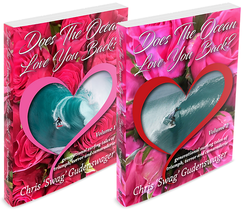 Does The Ocean Love You Back? (2 Volume Set)