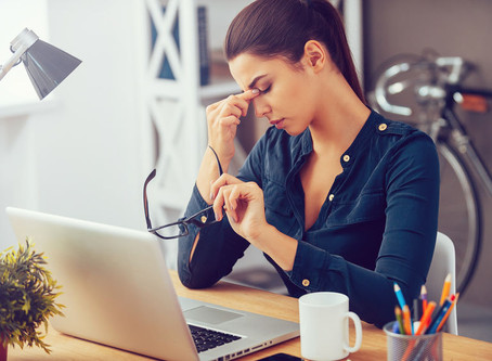 Office Furniture Never Meant for You: The ergonomics fail when it comes to women