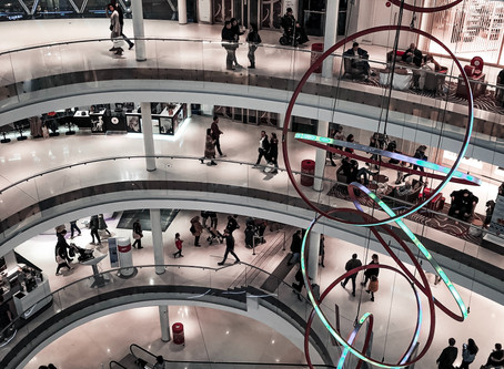 The Downfall of America's Malls? The internet and what it means for the future of malls
