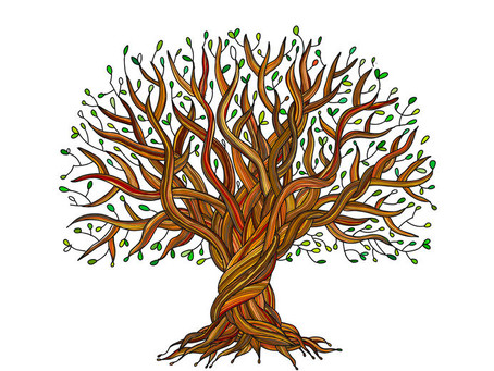 Unbend Your Tree of Life: Screw the Cradle Proverb