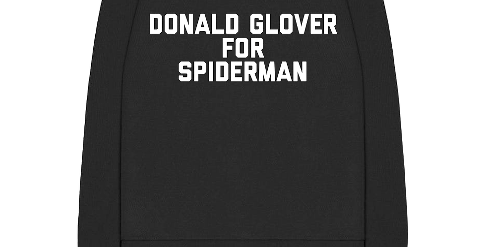 Donald For Spiderman