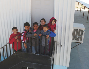 Jan 2019 Children at Entrance.JPG