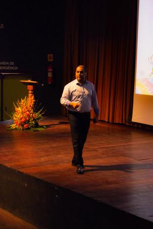 Palestra com o Prof. Jailson Pinheiro