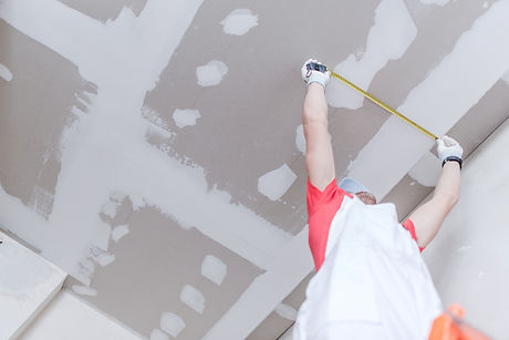 Drywall Construction Measurement by Cauc