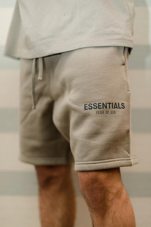 Essentials x Fear of God Sweat Shorts 'Moss'