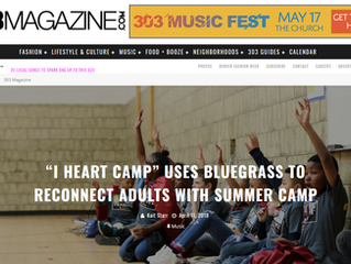 303 Magazine: I Heart Camp