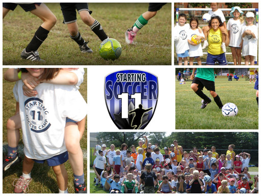 Starting 11 Soccer Camp
