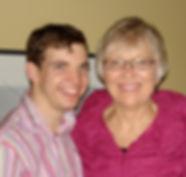 Paul Tiller and Lucinda Hage