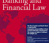 EAG Law Published in JIBFL on new SRD II Legilsation.