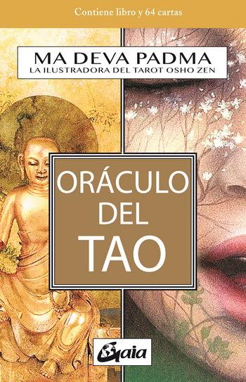 ORÁCULO DEL TAO. ( Libro Y 64 cartas) Nueva edición