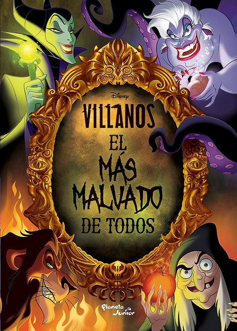 EL MÁS MALVADO DE TODOS