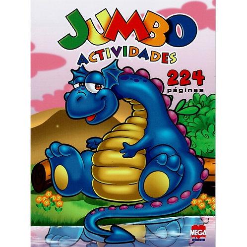 JUMBO ACTIVIDADES (4 modelos)