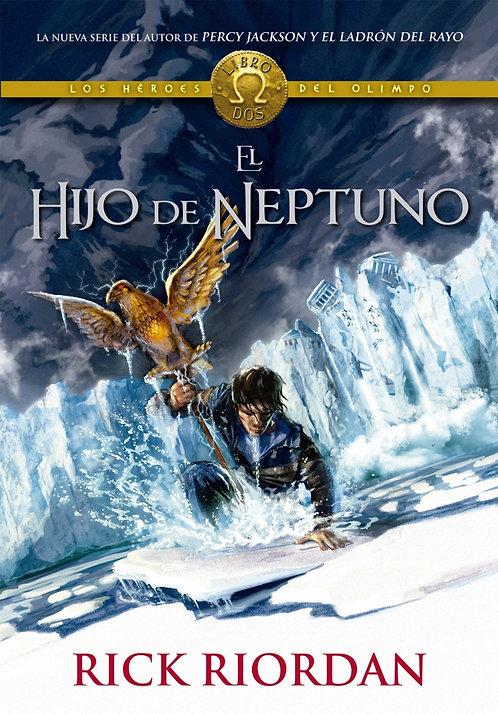 EL HIJO DE NEPTUNO. Los héroes del Olimpo 2