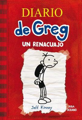 DIARIO DE GREG 1. UN RENACUAJO