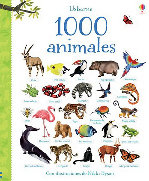1000 ANIMALES