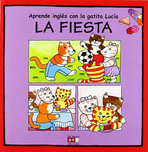 LA FIESTA. Aprende inglés con la gatita Lucía