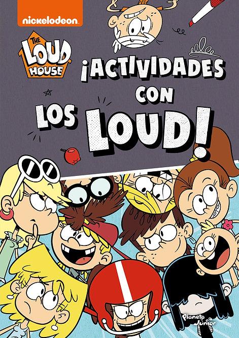 ¡ACTIVIDADES CON LOS LOUD! The Loud House