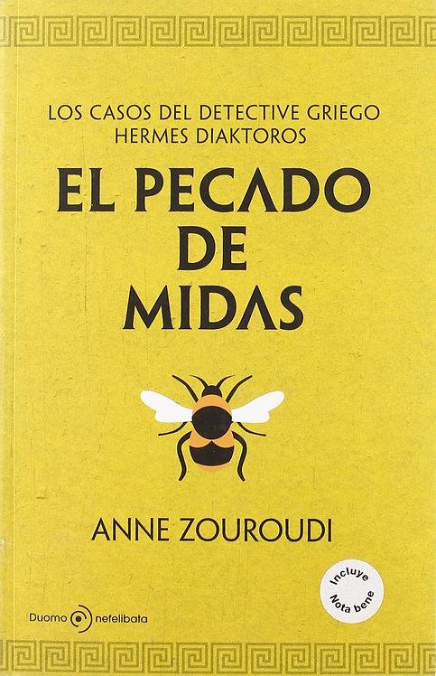 EL PECADO DE MIDAS. Los casos del detective griego Hermes Diaktoros