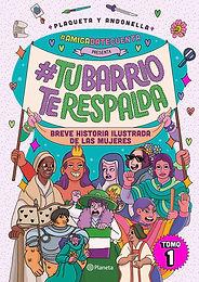 #AMIGADATECUENTA PRESENTA: #TU BARRIO TE RESPALDA