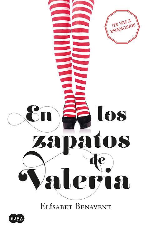 EN LOS ZAPATOS DE VALERIA. Libro 1