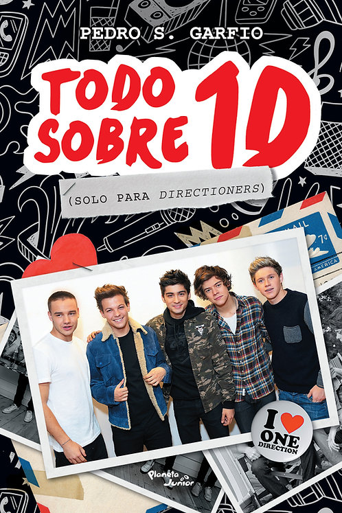 TODO SOBRE 1D (SOLO PARA DIRECTIONERS)