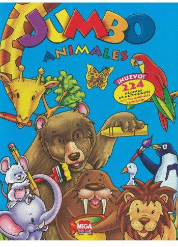 JUMBO DINOS Y JUMBO ANIMALES