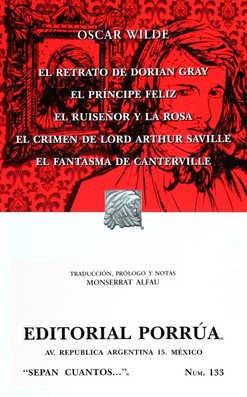 EL RETRATO DE DORIAN GRAY / EL PRÍNCIPE FELIZ / OTROS
