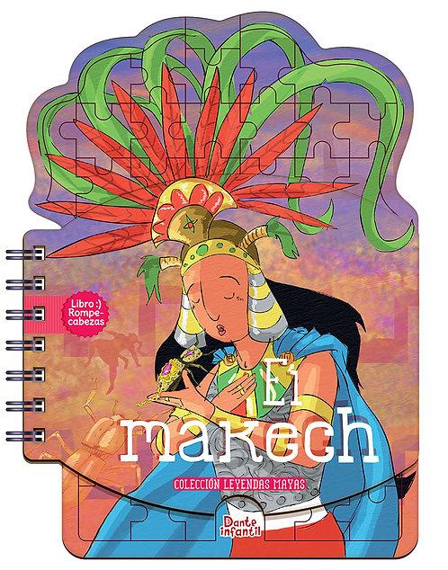EL MAKECH. Libro rompecabezas