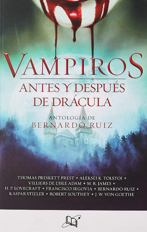 VAMPIROS ANTES Y DESPUÉS DE DRÁCULA