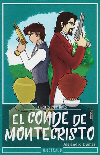 EL CONDE DE MONTECRISTO. Ilustrado