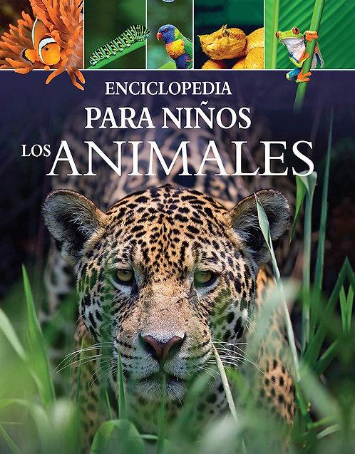 ENCICLOPEDIA PARA NIÑOS: LOS ANIMALES