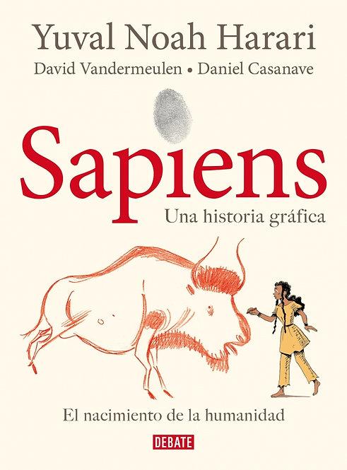 SAPIENS. Una historia gráfica