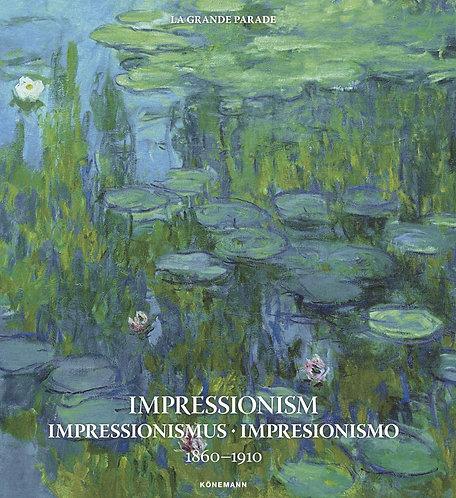 IMPRESIONISM - IMPRESSIONISMUS - IMPRESIONISMO  1860-1910