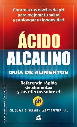 ÁCIDO ALCALINO. GUÍA DE ALIMENTOS