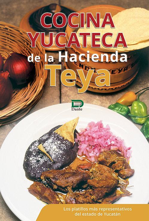 COCINA YUCATECA DE LA HACIENDA TEYA
