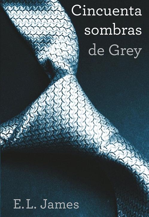 CINCUENTA SOMBRAS DE GREY. Edición de película. Libro 1
