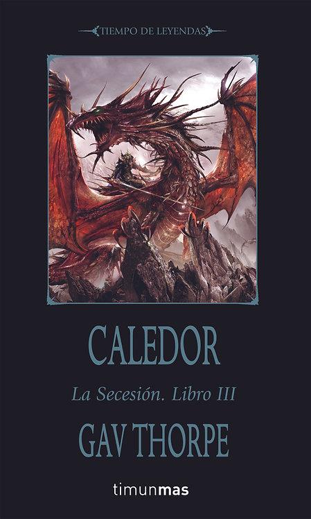CALEDOR. LA SECESIÓN. Libro 3