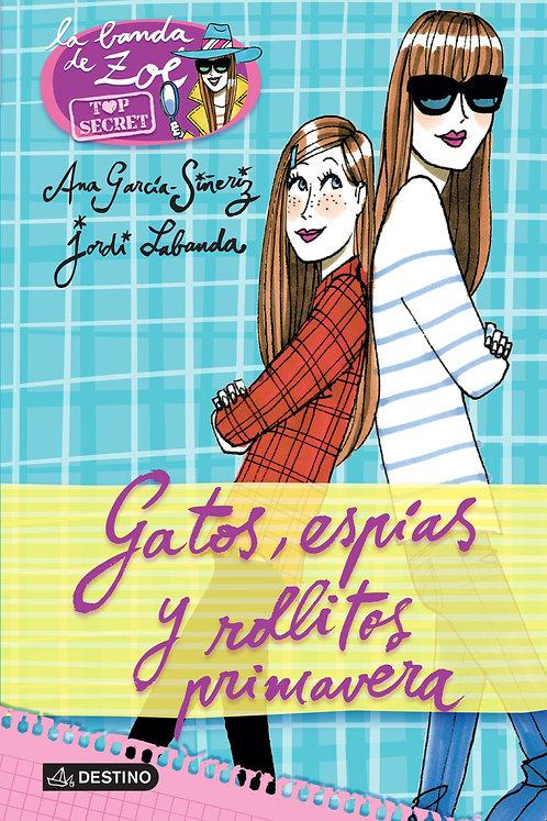GATOS, ESPÍAS Y ROLLITOS PRIMAVERA