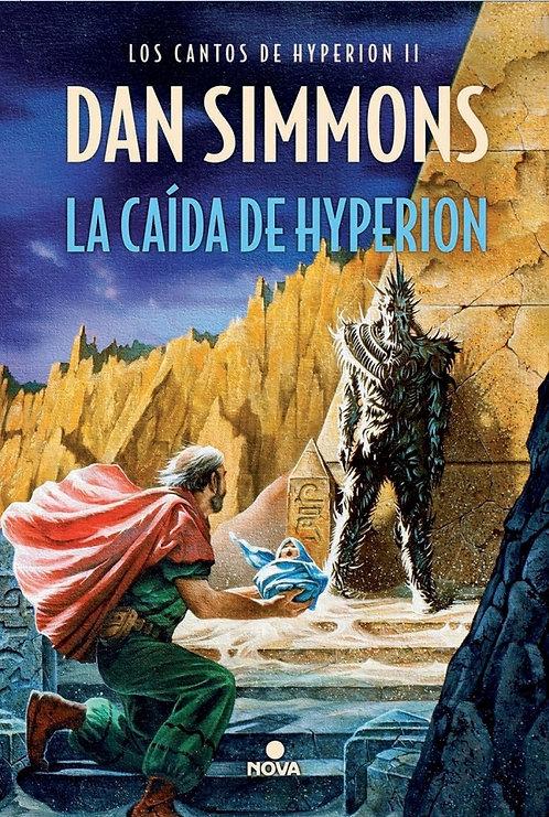 LA CAÍDA DE HYPERION. LOS CANTOS DE HYPERION 2
